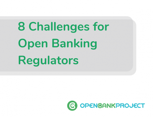 Open Banking | 8 Challenges for Regulators