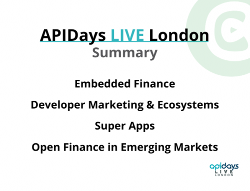 APIDays LIVE London 2020 – A Summary