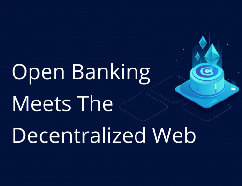 Where Open Banking Meets the Decentralized Web (Web 3.0)